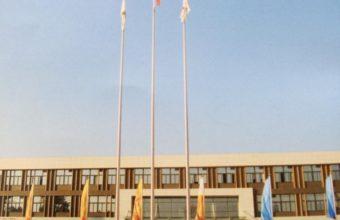 Cột cờ inox hải phòng